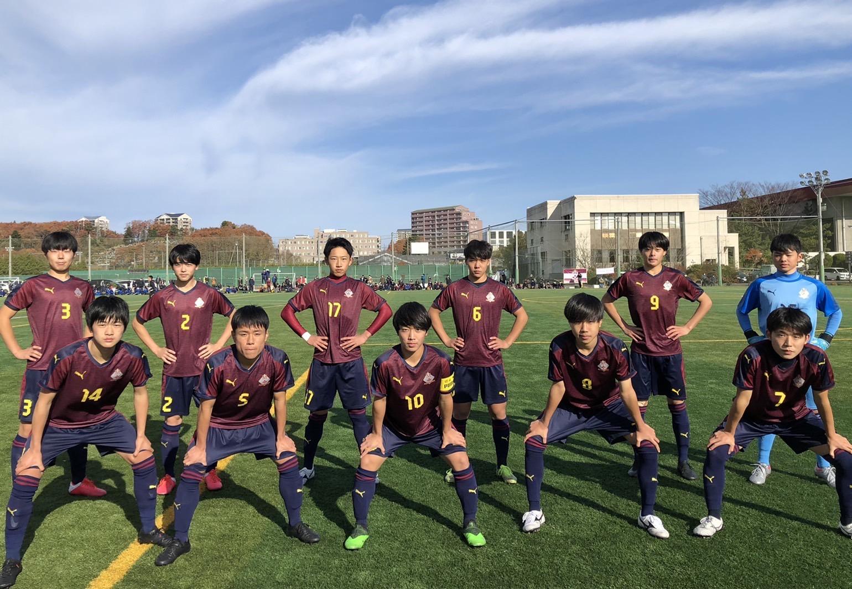 男子サッカー部の活動の様子が放送されました。[10月17日(日)午後4時55分から]【宮城テレビ】