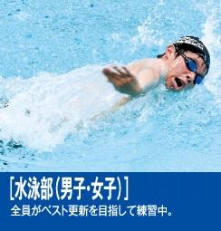 水泳部(男子・女子)