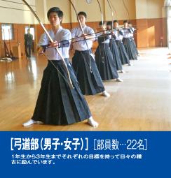 弓道部(男子・女子)